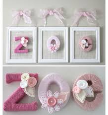 diy yarn wrapped letters girls bedroom decor ideas for tutorial 21