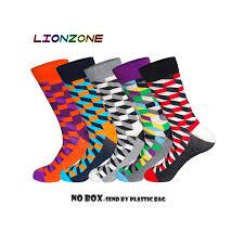 Odd Future Clothing Size Chart Lionzone 5pairs Lot Diamond Pattern Long Socks Odd Future
