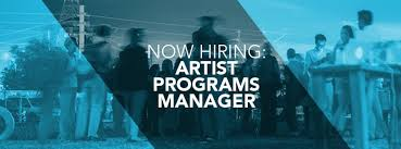 Artist Programs Manager Arizona Commission On The Arts