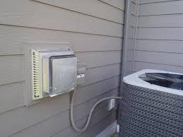 gas fireplace vent modern