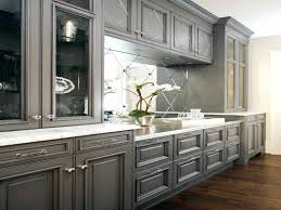painted gray kitchen cabinetsGray Kitchen Cabinets  carubainfo
