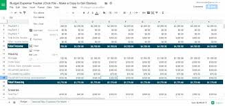 Free Finance Spreadsheet Free Budget Spreadsheet Template Life And A Budget Free