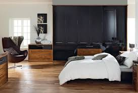 Bedroom Furniture With A Real American Black Walnut Finish - Black and walnut bedroom furniture