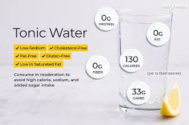 Tonic Water Nutrition Facts Calories Carbs And Health
