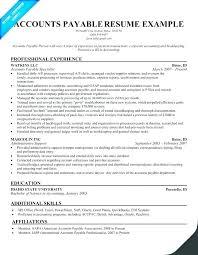 Account Clerk Resume Student Resume Examples Graduates Format