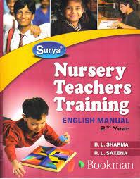Nursery Teacher Amazon In Buy Surya Nursery Teacher Training Manual 7 Book Online