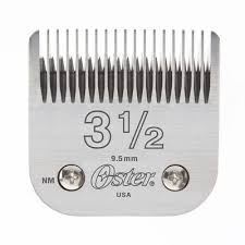 Oster Detachable Blade Size 3 5 Fits Classic 76 Octane Model One Model 10 Outlaw Clippers