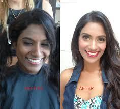 san francisco makeup hair bridal