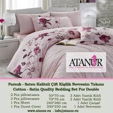 cotton satin bedding set at cs11 id