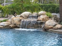 pools with waterfalls. Wonderful Pools Luxury Pools  Stone Walk In Pool W Beach Sand Gardens  Waterfall To Pools With Waterfalls G