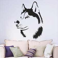 big paw print wall art