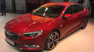 new car release dates ukNew Vauxhall Insignia prices specs release date  Carbuyer
