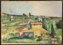 paul cezanne s influence on georges braque
