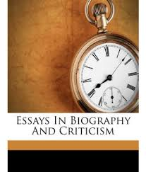 essays in biography essays in biography and criticism st series essays in biography template essays in biography