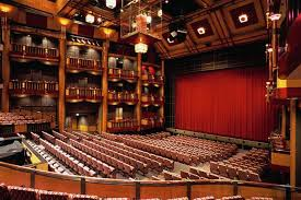 The Modell Lyric Seating Chart Lyric Opera House In Baltimore