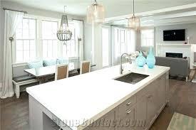 quartz kitchen counters found this quartz kitchen pure white quartz kitchen pure white quartz island top quartz kitchen