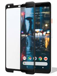 <b>3D Tempered Glass for</b> Pixel 2 XL - Power Support