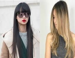 قصات شعر طويل 2019 احدث قصات الشعر الطويل لهذا العام