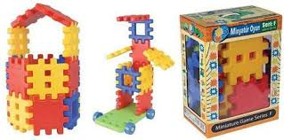 """<b>Конструктор Pilsan</b> """"<b>Miniature</b>"""" <b>36</b> деталей, цена 3538 руб, купить ..."""