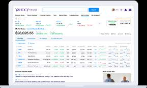 Stock Quotes Yahoo New Yahoo Finance Business Finance Stock Market Quotes News