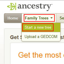 How To Create Your Own Ancestry Com Family Tree