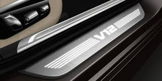 BMW Convertible bmw individual badge : BMW M760i XDrive: The 7 Series Finally Gets an M Badge | BMW ...