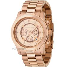 "men s michael kors runway chronograph watch mk8096 watch shop comâ""¢ mens michael kors runway chronograph watch mk8096"