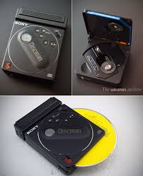 an interesting look back at sony d 88 discman the world s smallest portable cd player