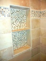 schluter shower niche shower niche schluter shower niche shelf installation