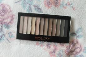 makeup revolution redemption palette iconic elements review