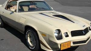 1979 Chevrolet Camaro Z28 T-top 4 speed - YouTube
