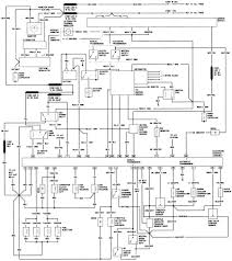 bronco ii wiring diagrams bronco ii corral wiring diagrams for 1989 ford crown victoria at 1989 Crown Victoria Wiring Diagram