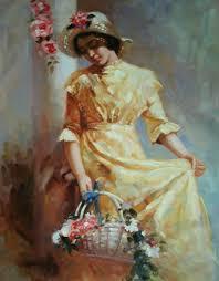 classic portrait oil paintings 035