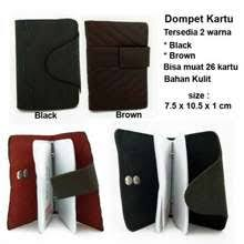 Dompet Card Holder Bovis Original Model Terbaru Harga Online Di Indonesia