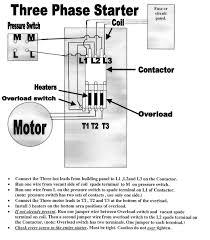 3phwiring in square d magnetic starter wiring diagram