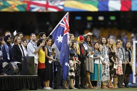 changes to citizenship to also reopen debate on n an day citizenship ceremony takes place before an a league match at melbourne s etihad stadium on 26