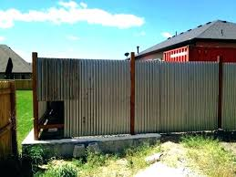 corrugated steel fence how to build a corrugated metal fence corrugated steel fence lovely corrugated metal corrugated steel fence