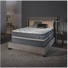 serta pillow top mattress. Serta Perfect Sleeper Luxury Hybrid Elmridge Super Pillow Top Mattress Set - Split Queen T
