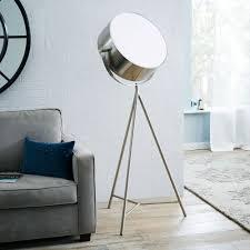 3 Leg Floor Lamp Metal : Wonderful 3 Leg Floor Lamp \u2013 Modern Wall ...