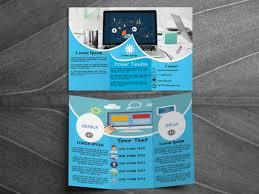 Trifold Brochure Design Flayer