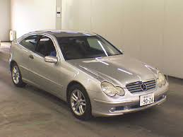 2001 Mercedes-Benz C Class Sports | Japanese Used Cars Auction ...