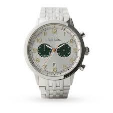 mens paul smith precision chronograph watch watches men mens paul smith precision chronograph watch