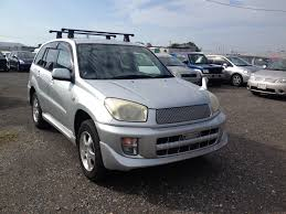 Used Toyota RAV-4 2001 best price for sale and export in Japan ...