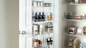 behind the door shelves wire baskets for pantry attractive decorating amazing over the door organizer behind