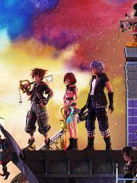 2048x2732 Kingdom Hearts 3 2048x2732 ...