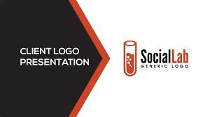 Graphic Design Presentation Pdf Shopper Emblem Design Presentation Free Emblem