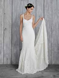 simple wedding gowns for the minimalist bride modern wedding