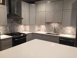 arctic white quartz. Arctic White Quartz Countertops On Cabinets T