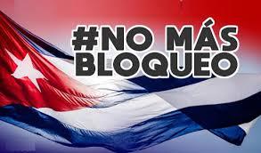 Condena Movimiento Cubano por la Paz bloqueo contra Cuba - Radio Ciudad  Habana