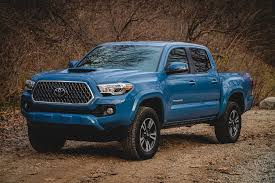 Toyota Truck Gas Mileage Chart 2019 Toyota Tacoma Review Not An Ideal Daily Driver Roadshow